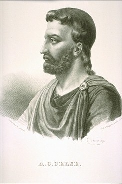 Aulus Cornelius Celsus, who lived in the first...