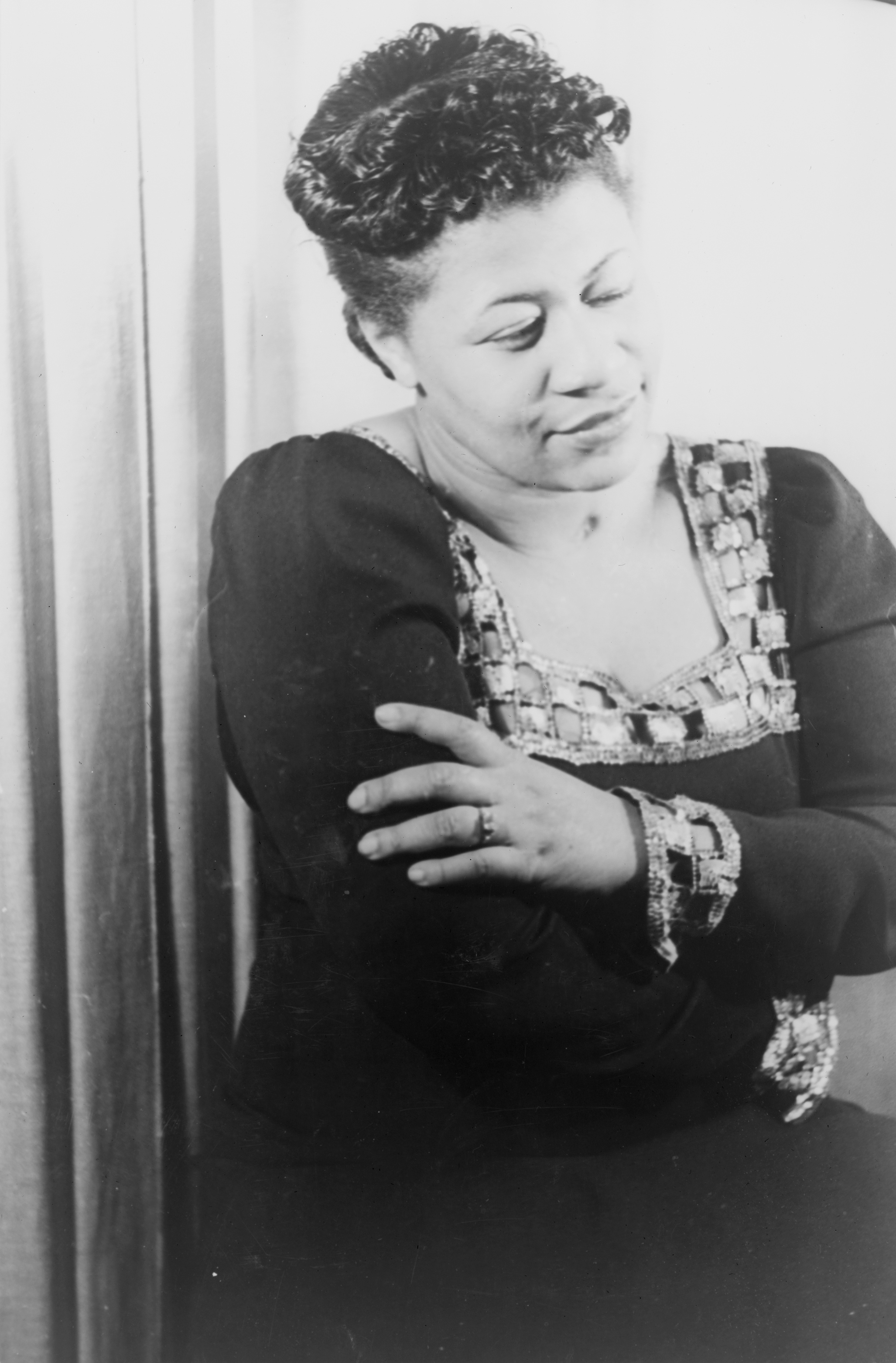 Ella Fitzgerald, photographed by Carl Van Vech...