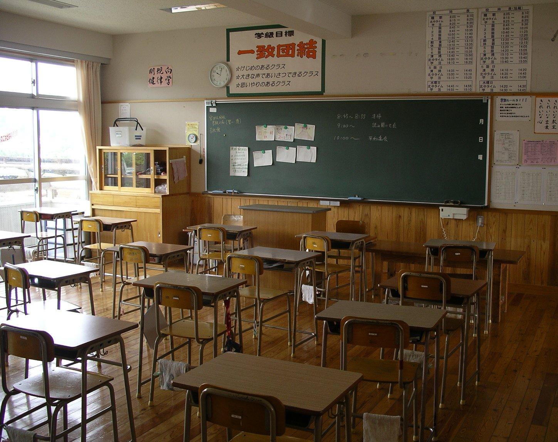Archivo:Japanese classroom.jpg