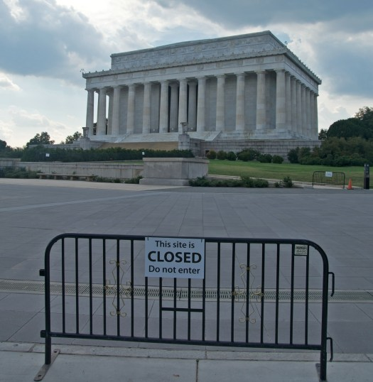 Government Shut Down Affects Contractors