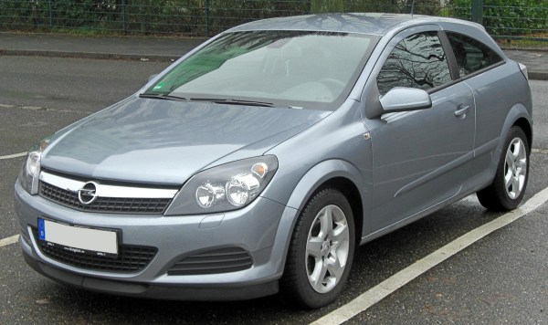 File:Opel Astra H GTC (Facelift, seit 2007) front MJ.JPG ...