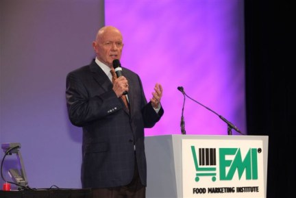 Stephen Covey (author) - FMI Show Palestrante