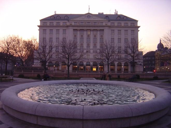 Esplanade-Zagreb-Croatia-