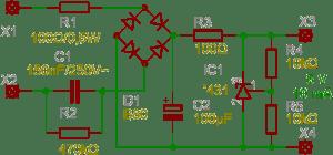 Capacitive power supply  Wikipedia