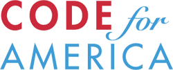 English: Code for America Logo