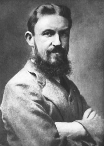 George Bernard Shaw in 1899, at 43.