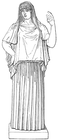 The Giustiniani Hestia in O. Seyffert, Diction...