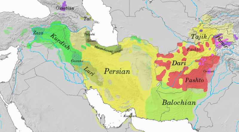 File:Iranian languages distribution.png