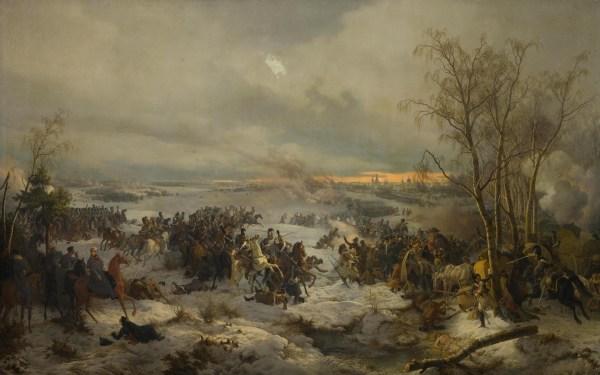 Battle of Krasnoi - Wikipedia