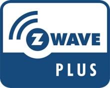 Логотип устройств сертифицированных по методике Z-Wave Plus