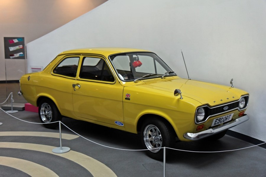 1955 ford cars » Ford Escort     Wikip    dia 1975 Ford Escort 1100L  Museum of Liverpool  geograph 4545485  jpg