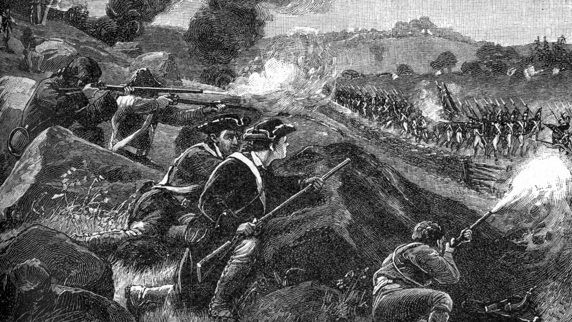 Road To American Independence The Rebellion That Created