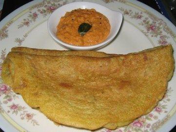 Image result for Pesarattu images