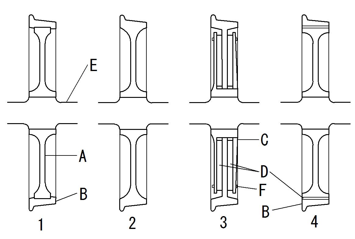 File Railway Wheel A Cross Section