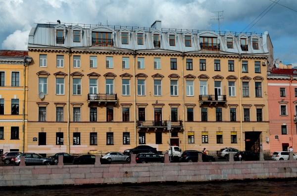 File:Санкт-Петербург. Фонтанки реки наб., 28. Дом ...