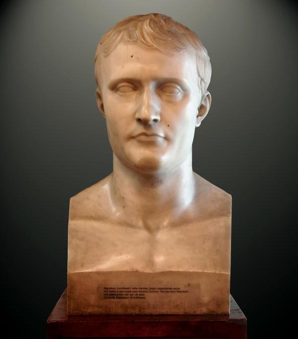 File:Antonio Canova - Portrait of Napoleon.jpg - Wikimedia ...