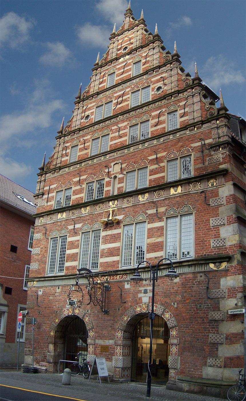 Stadtwaage Bremen Wikipedia