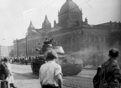 Est German Uprising