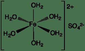 Iron(II) sulfate  Wikiwand