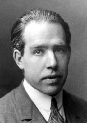 Niels Bohr. In 1922 the Nobel Prize in Physics...