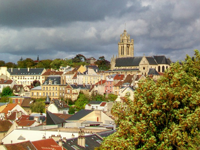 Pontoise - a day trip from Paris