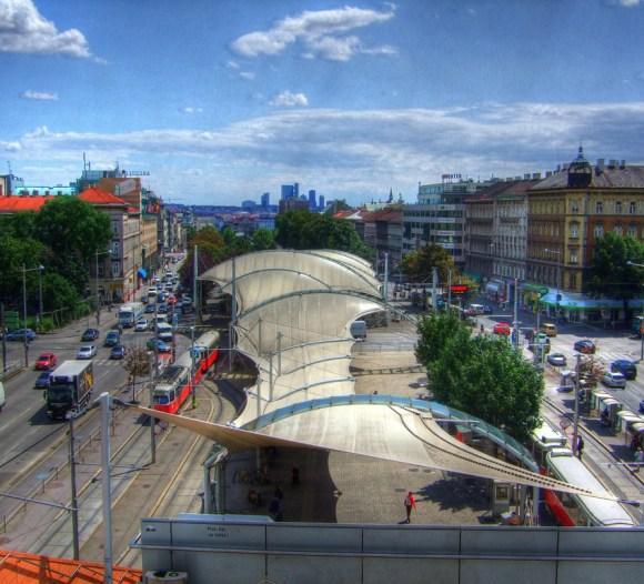 Vienna Urban-Loritz Square by Silja Tillner