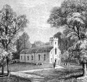 Chawton Church, Steventon, Hampshire
