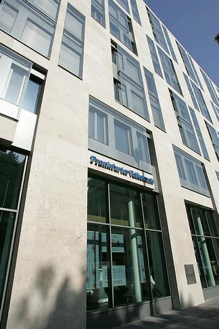 Frankfurter Volksbank Wikipedia
