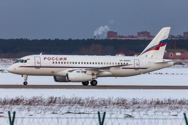 File:MChS Rossii Sukhoi Superjet 100 (RA-89067) at ...