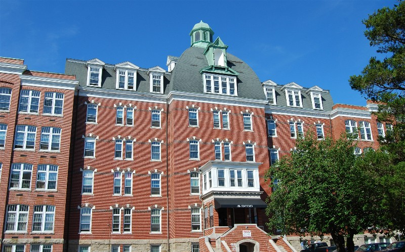 St Joseph S Orphanage Fall River Massachusetts Wikipedia