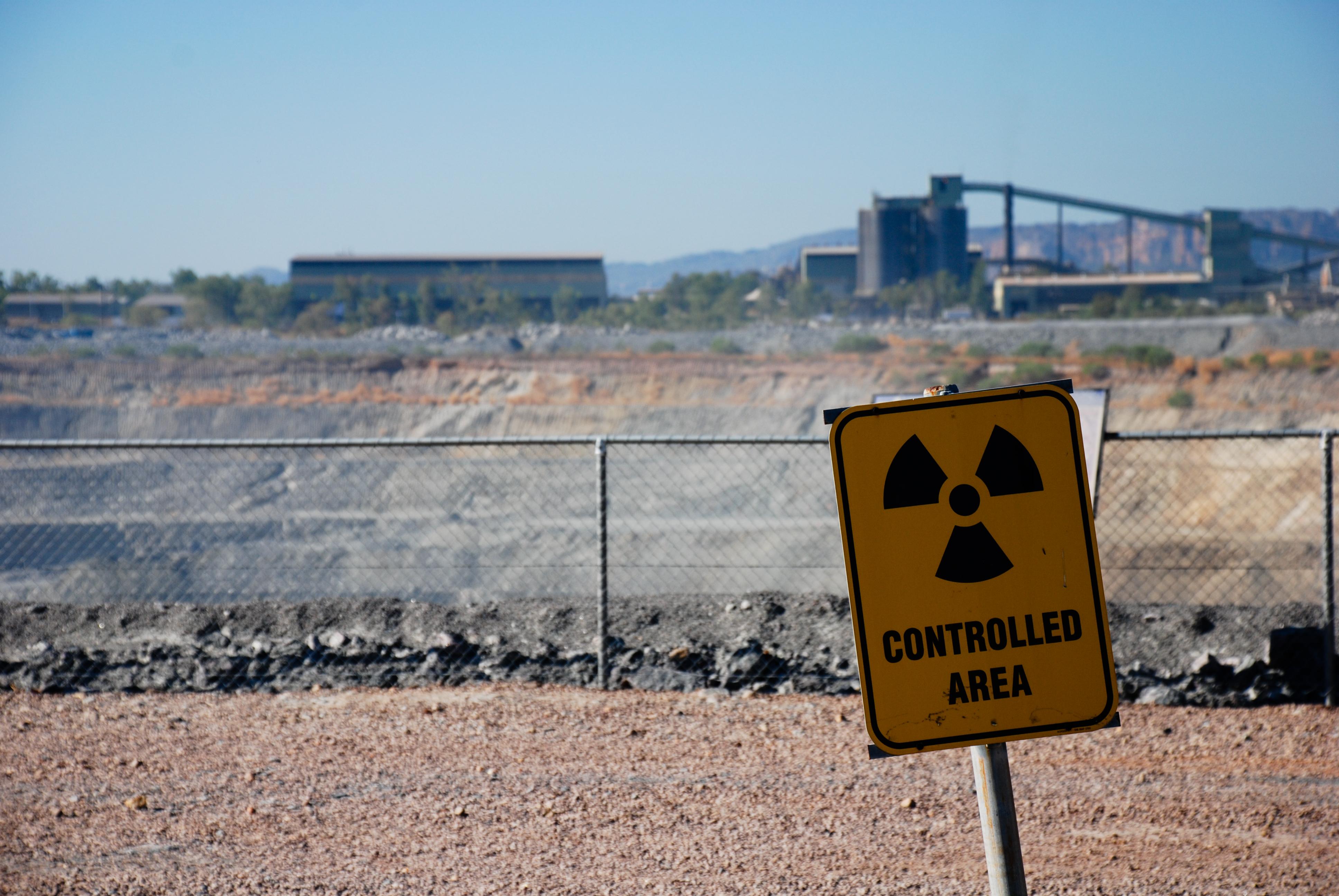 Uranium mining