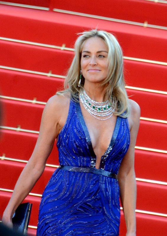 Sharon Stone - Wikiquote