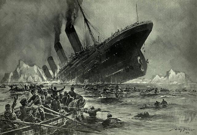 Remembering the Titanic in Cobh (3/3)