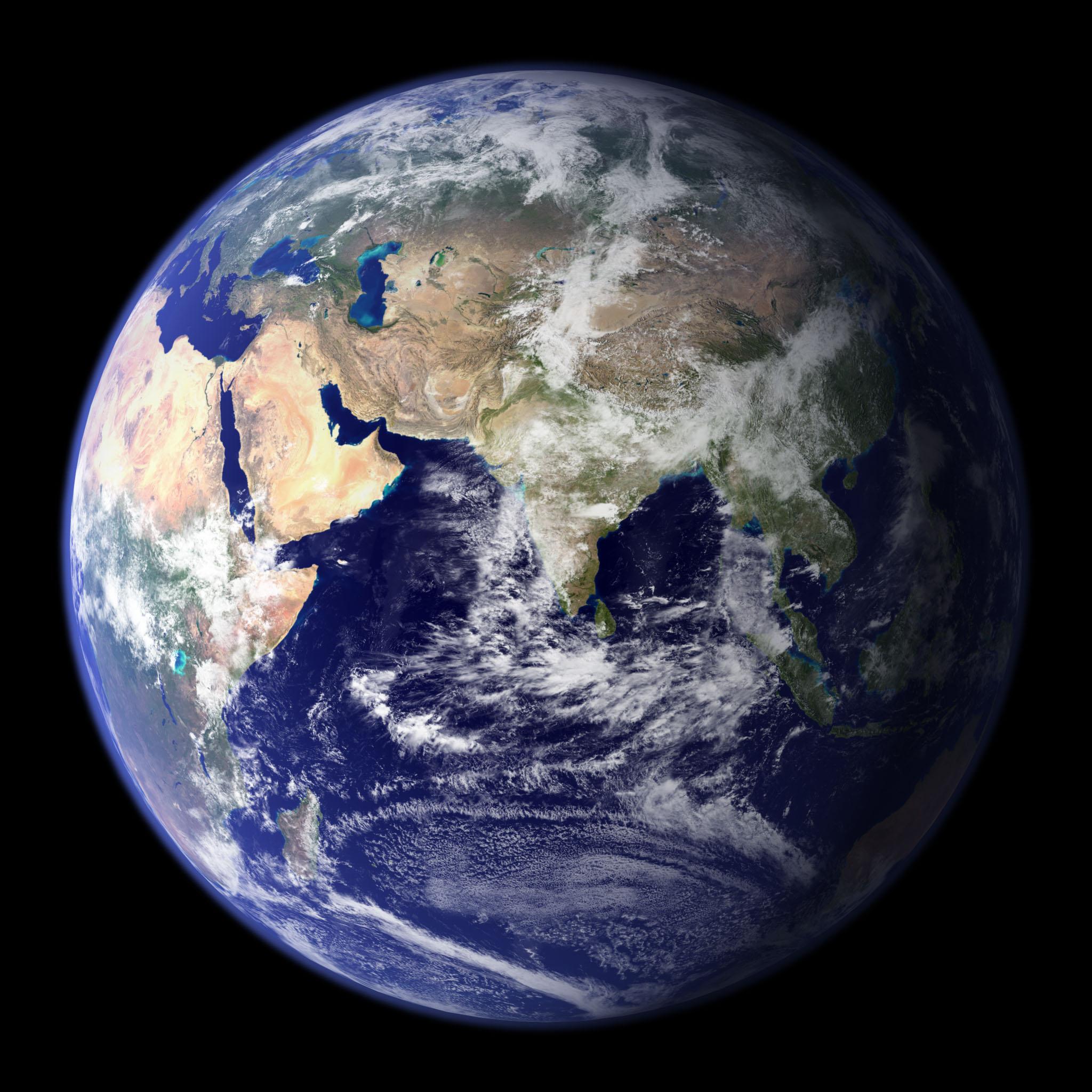 Vår gränslösa värld.