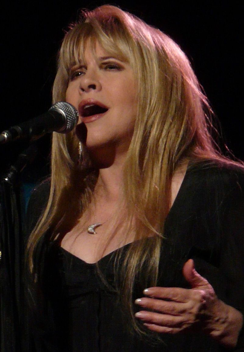 English: Stevie Nicks, Live with Fleetwood Mac...