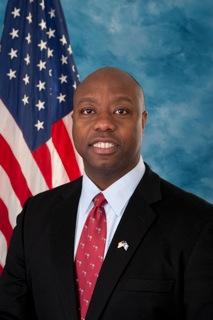 English: Congressional Portrait of Tim Scott (...