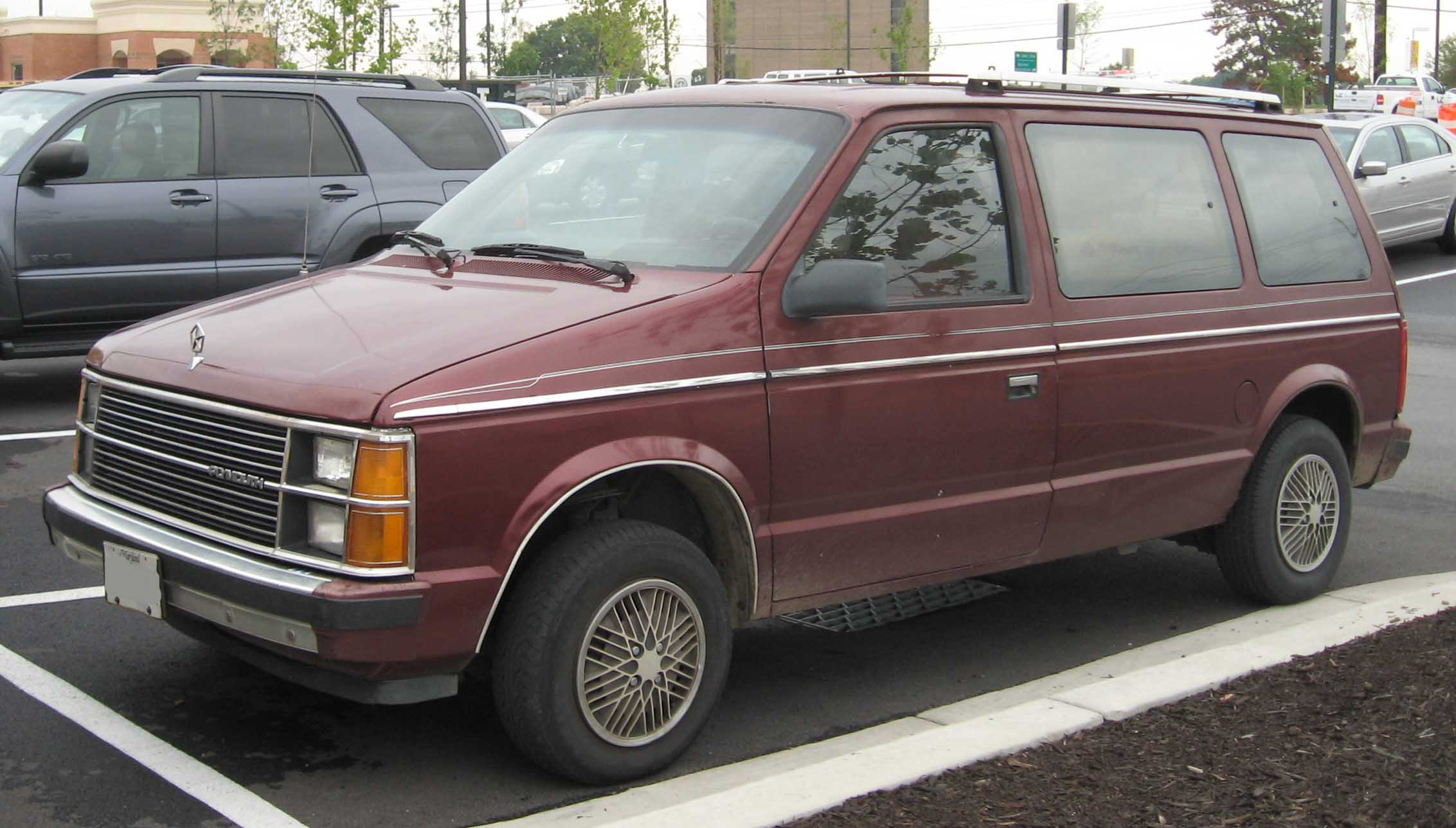 Minivan of the 1990's