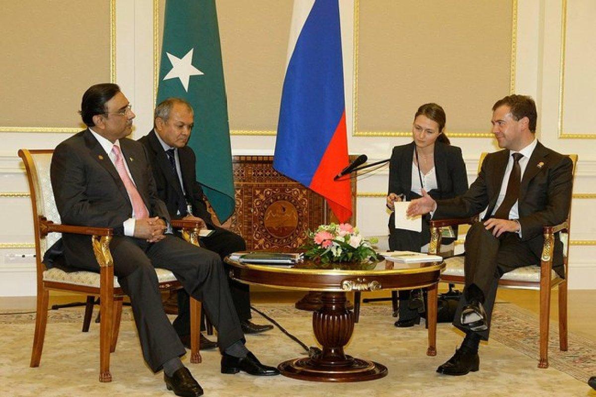 Pakistan–Russia Relations [1 of 5] – Wonders of Pakistan