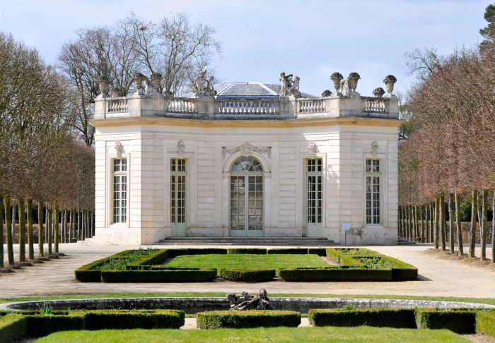 Location du petit trianon pour annoncer son mariage