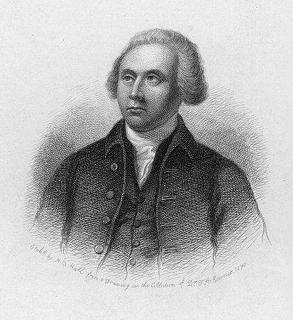 An engraving of Thomas Nelson, Jr., a signer o...