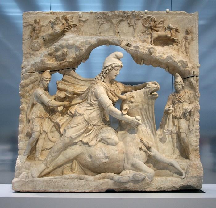 Mithra, the Iranian God of Sun
