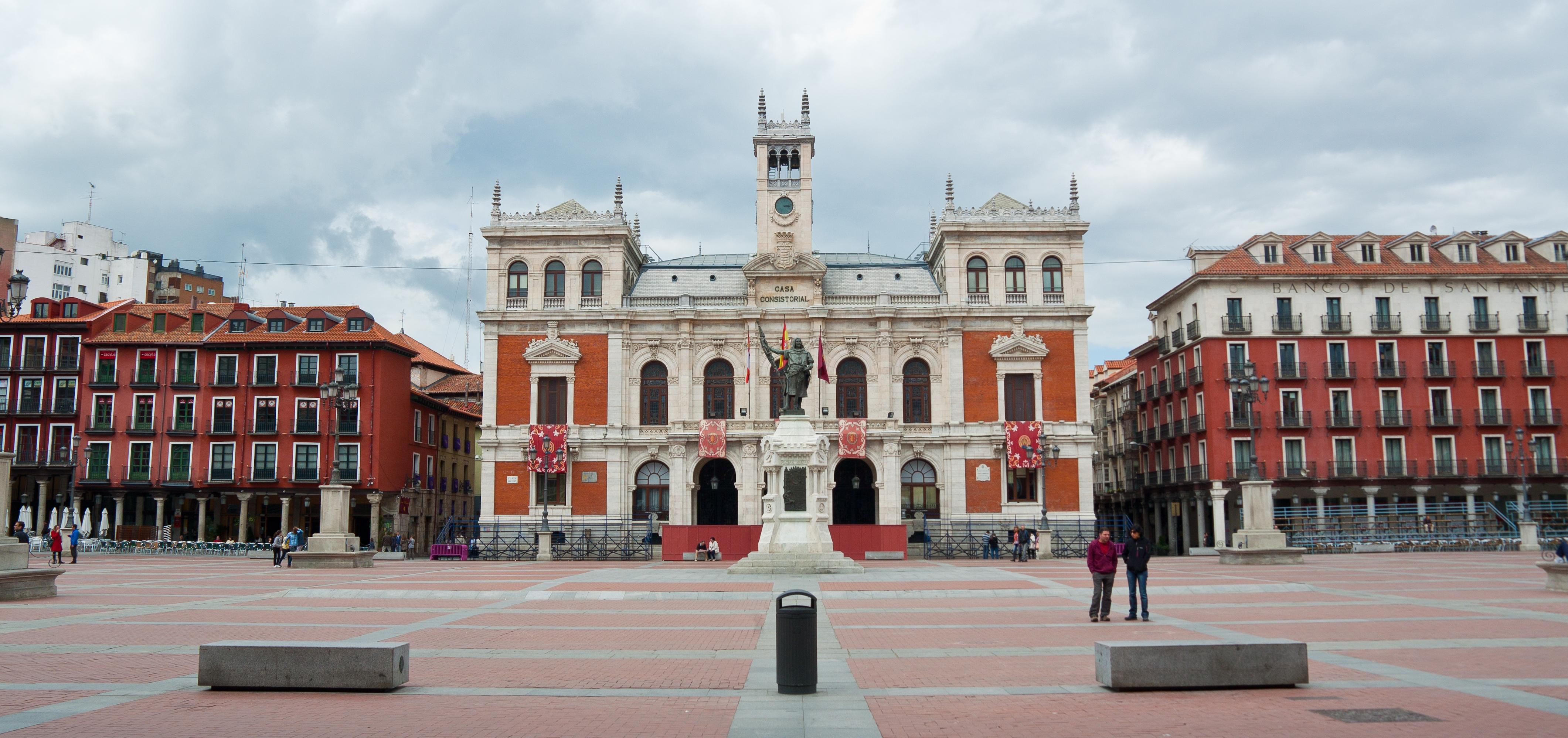 Valladolid y el siglo de oro la ruta del castellano - Casarse ayuntamiento madrid ...