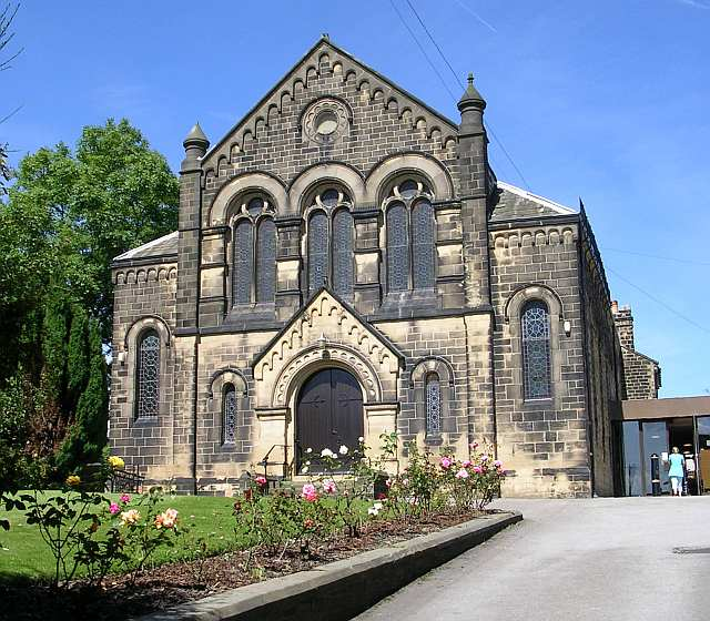 File:Baildon Methodist Church - Binswell Fold - geograph.org.uk