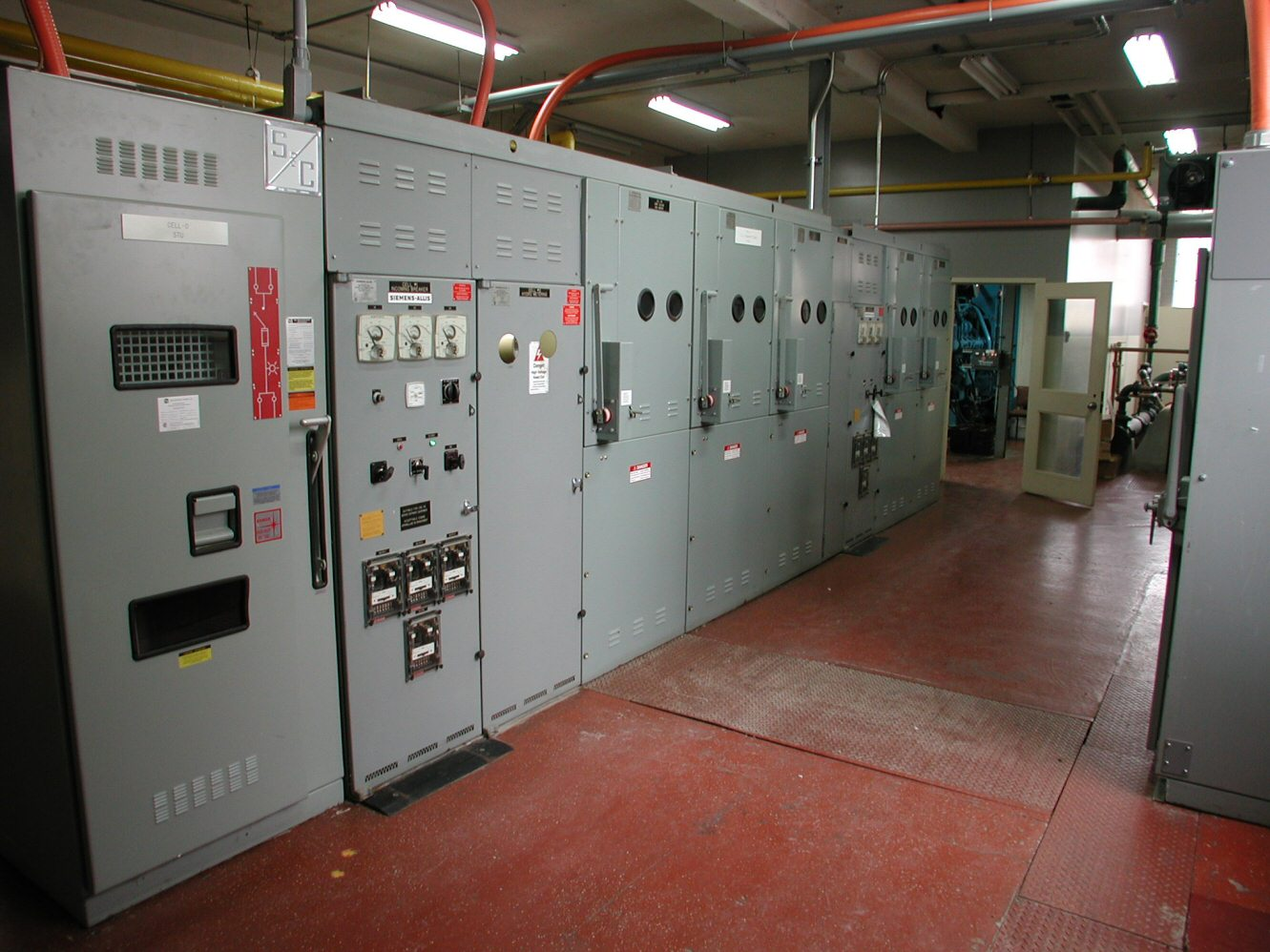 Abb Transformer Enclosure Information