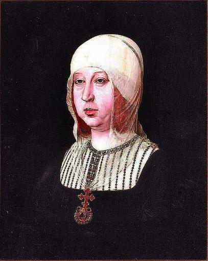 Español: Isabel la Católica, Hacia 1500. Atrib...
