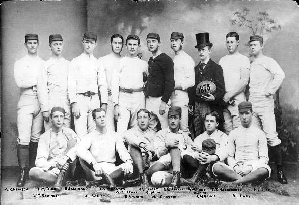 1878 college football season - Wikipedia
