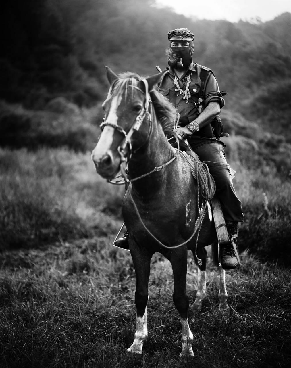 Zapatista Subcomadante Marcos