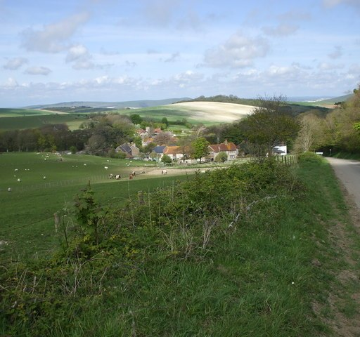 Telscombe village, East Sussex - geograph.org.uk - 1349082
