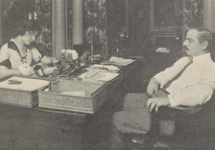 File:1914 MarcusLoew his 42ndSt office NYC.png