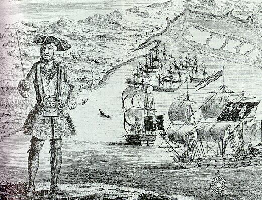 Image result for Bartholomew Roberts
